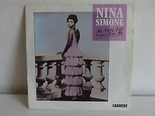 NINA SIMONE My baby just cares for me 14373