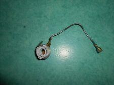 Porte ampoule phare + fil solex 6000 ref: 41481 neuf ancien stock