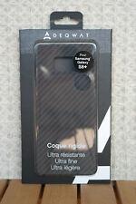 Coque Rigide Adeqwat Samsung Galaxy S8+ Résistante Fine Légère - Kevlar - Neuve