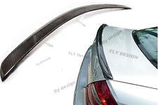 Mercedes E Klasse Limo W211 tuning Karbon Lack spoiler heckspoiler trunk becquet