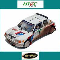 SRC OSC PEUGEOT 205 T16 #6 WINNER RALLY PORTUGAL 1985 SALONEN / HARJANNE 03603