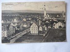 Ansichtskarte Hockenheim 1914