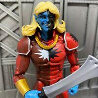 "Marvel Legends Hasbro Cull Obsidian BAF Malekith 6"" Inch Action Figure 3"