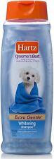 Hartz Living Groomers Best Whitening Dog Shampoo 18 oz