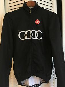 Castelli Audi team thermal Radiation jacket S