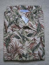 Hawaiian style Pure Silk Shirts  half sleeved from £19.95