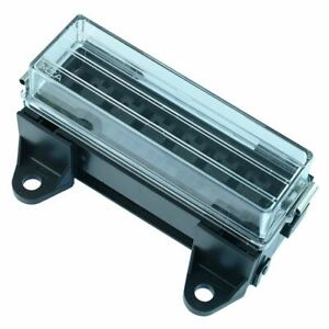 7 Way Automotive Micro Relay Box Holder Module Auto