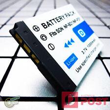 NP-BD1 FD1 NPBD1 Battery for SONY Cyber-Shot CyberShot DSC-T77/B/BM/G/P/S/T/TC