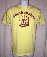 e8165acfc665 80s Vintage Big Jug Beer I Had It All Night T-Shirt Size Adult Small