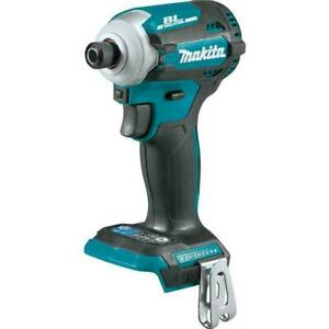Makita XDT16Z 18 Volt 1/4 Inch 4-Speed Quick-Shift Impact Driver, Bare Tool 2020