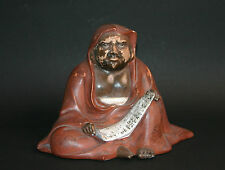Ceramic Curiosa erotic Japan Daruma Hakata doll shunga