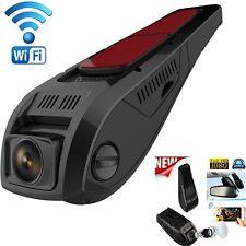 F5 Wifi Hidden1080P Car DVR Camera HD Video Recorder Dash Cam Night Vision 170°