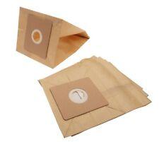 Pack de 5 bolsas de papel para Bush Dirt Devil Philips Vax aspiradoras dd2490