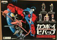 Cowboy Bebop Anime collectible poster rare japanese prize promo
