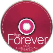 Spice Girls: Forever PROMO MUSIC AUDIO CD DPRO-15790 Holler Tell Me Why Let Love