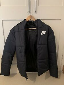 Nike Womens Black Puffer Jacket XS