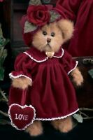"LACY LOVESALOT 12"" Bear Bearington Collection New $29.99 #1912 2004 w/tags Rare"