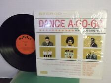 """""""Dance A-Go-Go,Vol.2"""",Wyncote,US,LP,stereo,In Shrink,Dovells,Orlons,Tymes++,Mint"""