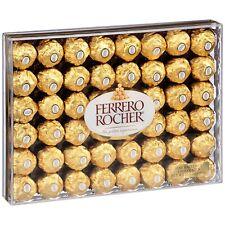 Ferrero Rocher Fine Hazelnut Chocolates 3-PACK - 144 Count