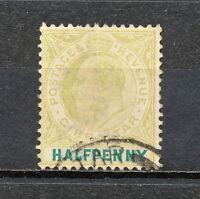 (NNAU 245) GIBRALTAR 1903 USED MICH 37 SC 39