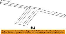 68082479AA Chrysler Seal sunroof glass 68082479AA
