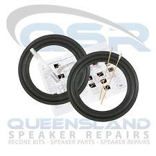 """8"""" Foam Surround Repair Kit to suit Infinity Speakers SM80 Kappa 5 (FS 179-148)"""
