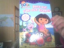 Dora sur l'Ile aux Crabes de Kirsten Larsen