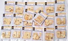 Lot Of 20 Packs Wood Craft Mason Jars Sets Wholesale Resell Store Inventory