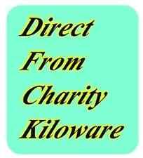 Charity Direct Kiloware - 1 Kilo WORLD ON PAPER