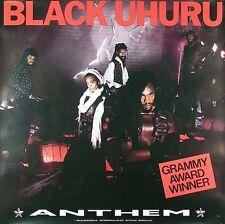 Black Uhuru 1983 Anthem Original Promo Poster Reggae