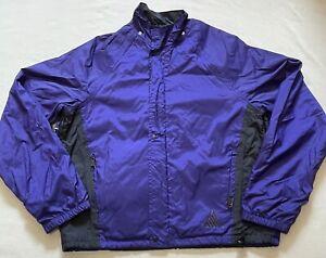 Vintage Cannondale Jacket Mens Size Medium Purple (Missing Hood)