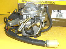 CARBURETOR Remanufactured by HOLLEY for Nissan SENTRA MPG 1982 1983 # 64-9441