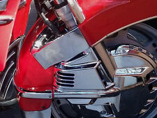 Honda GL1500 Goldwing - Chrome Right & Left Front Fender Side Covers (45-8733)