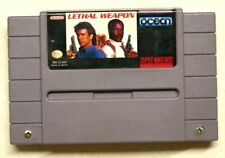 Lethal Weapon (Super Nintendo Entertainment System, 1992)