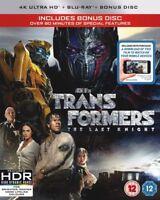 Transformers 5 - The Last Knight 4K Ultra HD Nuovo 4K UHD (8312364)