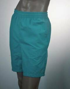 Ralph Lauren Turquoise  Swim Suit Surf Board Trunks/Yellow Pony NWT 3XLarge Tall
