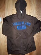YOUTH/KIDS TIMBERLAND 1973 XL (20) HOODED JACKET BROWN
