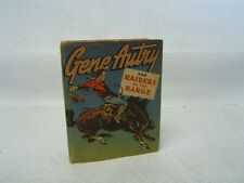 Gene Autry and Raiders of the Range, The Better Little Book 1409 RG