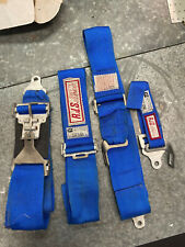 "R.J.S new 5 point 3"" seat safety belt airplane ultralight aircraft ratrod hotrod"