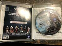 Assassin's Creed IV: Black Flag  (Sony PlayStation 3, 2013) PS3
