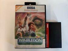 Wimbledon | SEGA Master System PAL | Boxed