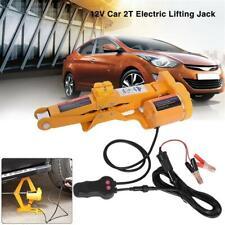 2 Ton 12V DC Automotive Car Automatic Electric Lifting Jack Garage and Emergency