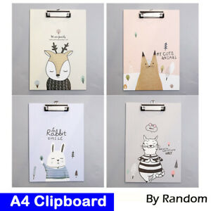 A4 Quality Clipboard Clip Board Office Drawing Writing Clipboard Document Holder