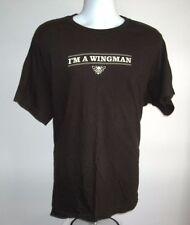 Mens Jack Daniels Tenessee Honey Whiskey  I'm a Wingman T Shirt XXL honey bee