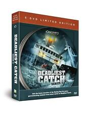 Deadliest Catch Series 11 5 DVD Limited Edition Tin