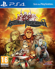 Grand Kingdom D1 Day One Edition PS4 Playstation 4 IT IMPORT NIS AMERICA