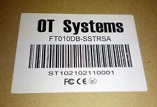 OT Systems Singlemode 1 bidirectional Data Transmitter Standalone FT010DB-SSTRSA