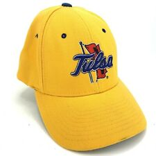 University Of Tulsa NCAA Hat Cap Fitted Zephyr M/L