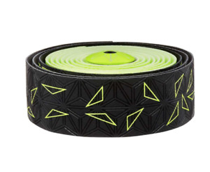 Supacaz Bicycle Super Sticky Kush - Star Fade, Handlebar Tape, Neon Yellow