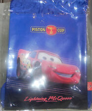DISNEY PIXAR CARS  DRAWSTRING BAG